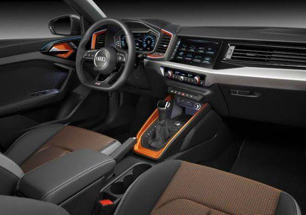 Audi A1 Sportback 2020 Interior Audi A1 Sportback Audi A1 Audi