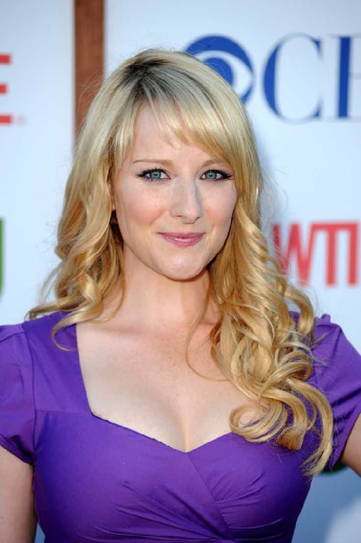 Melissa Rauch Of The Big Bang Theory Is Mesmerizing In These Photos - Watch! Magazine Photos