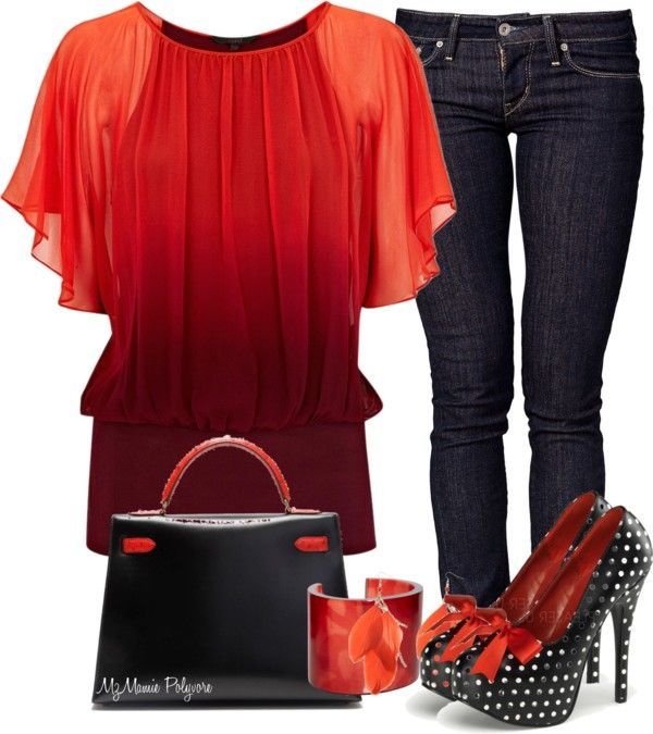 """""""Untitled #1"""" by mzmamie on Polyvore"""