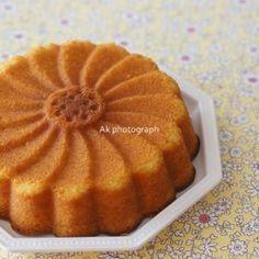 「しっとりバターケーキ」ake | お菓子・パンのレシピや作り方【corecle*コレクル】