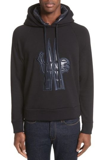 deda271c43fe Best Seller Moncler Grenoble Logo Patch Hooded Sweatshirt - Fashion ...