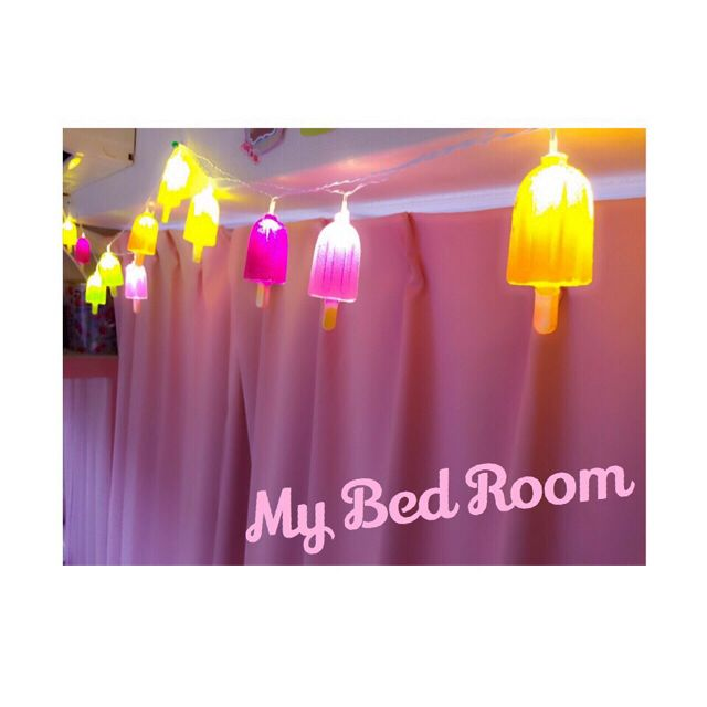 #icecandy #fairyLight #roomlight
