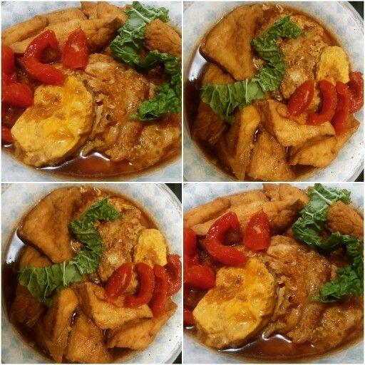 EGg-tofu Semur Brown ^^