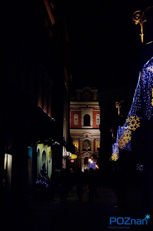 [fot. A. M. Bemke] #christmas #poznan
