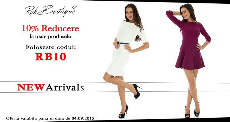 10%OFF - STORE WIDE !!! http://rohboutique.ro/i/ofertele-roh/107/