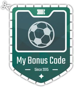 My bonus code logo