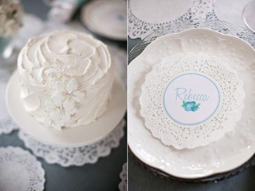 98 Best Doily Wedding Decorations Images On Pinterest