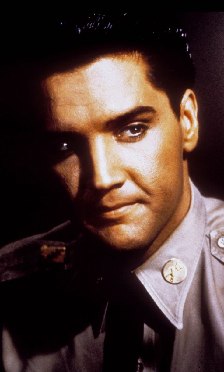 "Elvis Presley, ""The King"", was honorably discharged with the rank of sergeant in March 1960."