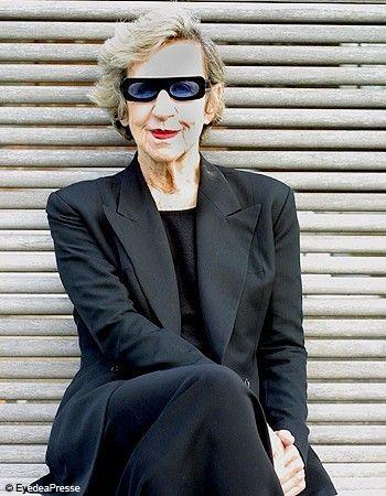 Andrée Putman, une grande perte pour le design.