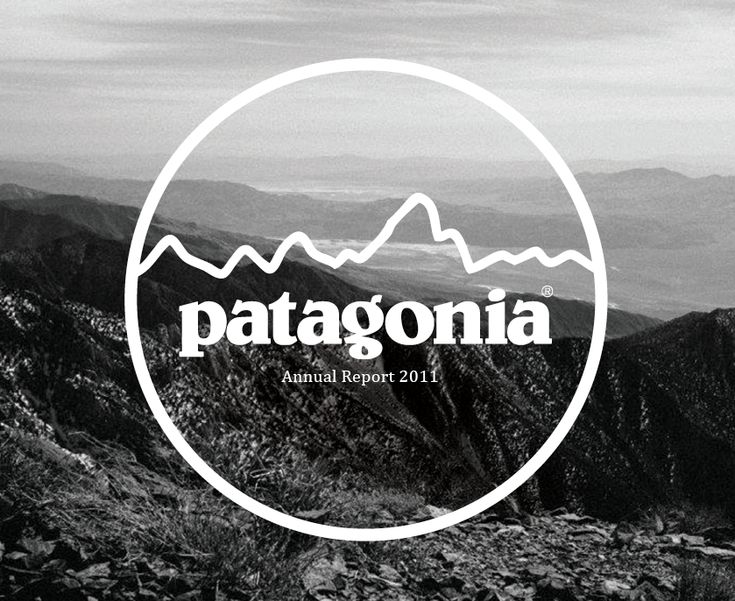 LOVE Patagonia. Too bad it's so dang expensive... ;) But, hey! That's what Thrift Stores are for, right? :P
