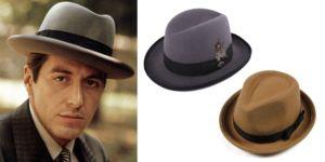 chapéu Homburg