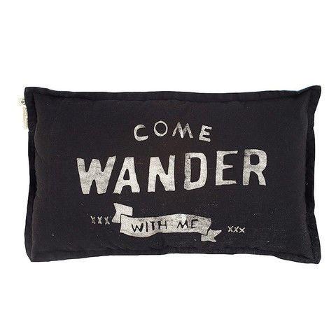 CUSHION | come wander, Cushions