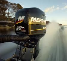 Mercury Outboard, 300 HP
