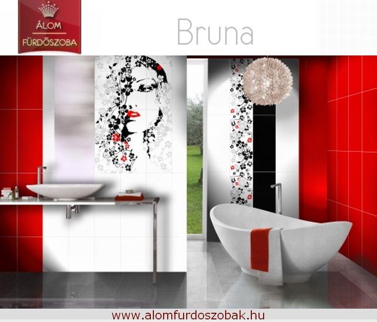 ♥ BRUNA kollekció ♥ Árkategória: Kiváló ár/érték arány ☺ Bemutatótermünkben megtekinthető. További info, akciós árak itt:  http://alomfurdoszobak.hu/hu/883-cerrol-bruna