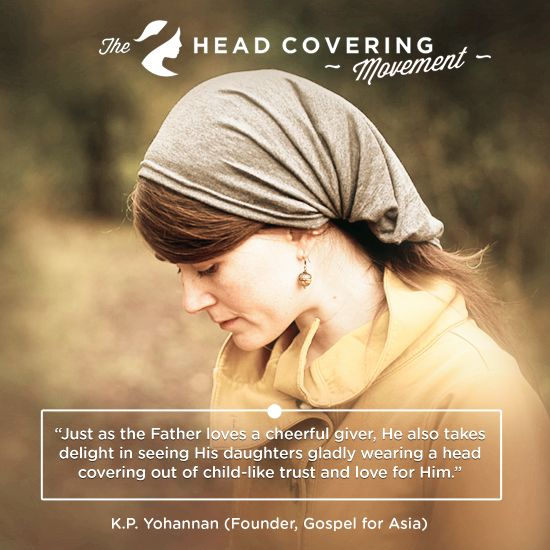 Source: K.P. Yohannan – Head Coverings (Believers Church Publications, 2011) Page 45