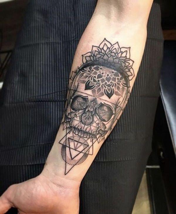 39 Best Mandala Forearm Tattoo Designs For Men And Women Circle Tattoos Tattoos Tattoos For Guys