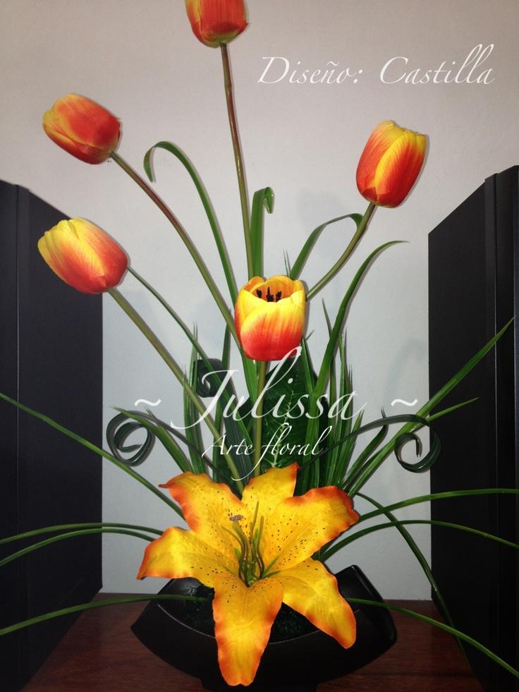 Julissaartefloralydeco centros de mesa para bodas xv a os - Arreglos florales artificiales centros de mesa ...