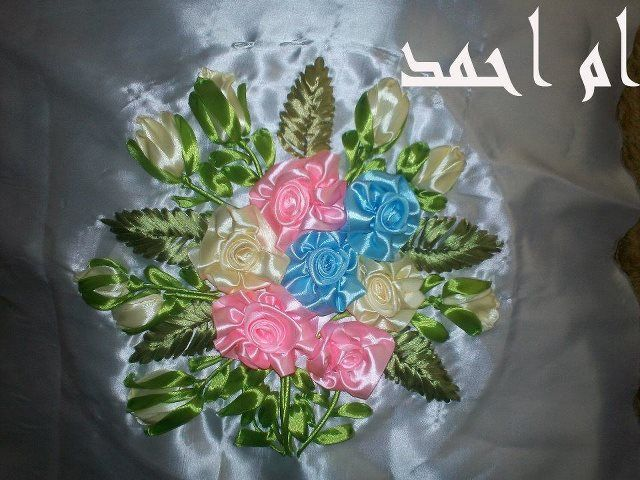 ribbon embroidery from emahmad