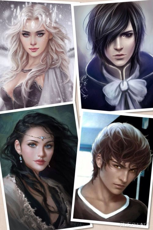 Cleo, Magnus, Lucia and Jonas