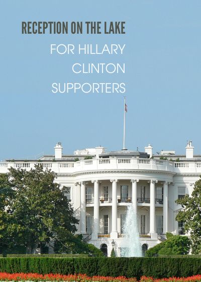 An invitation from HILLARY CLINTON!What a honor!!Unfortunately i have shooting for my new Film this weekend in LA...