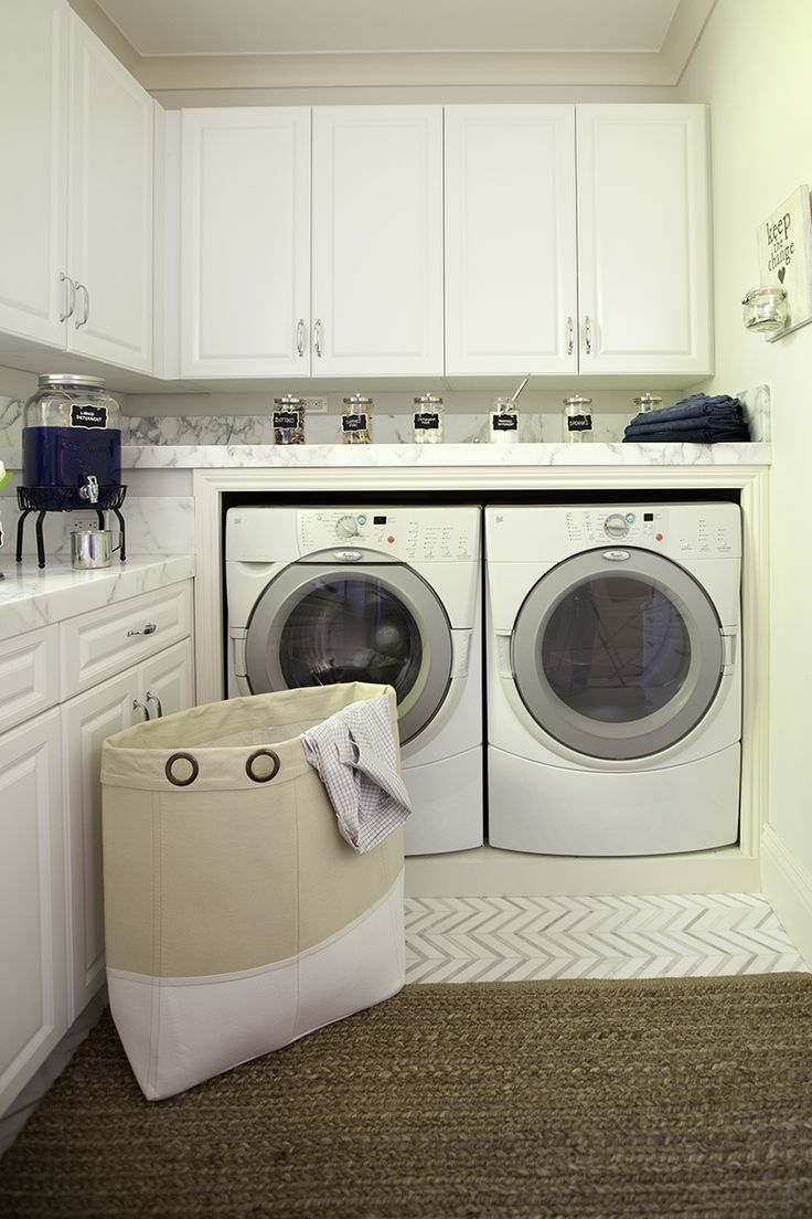 350 best Organizing | Laundry Rooms images on Pinterest | Laundry ...