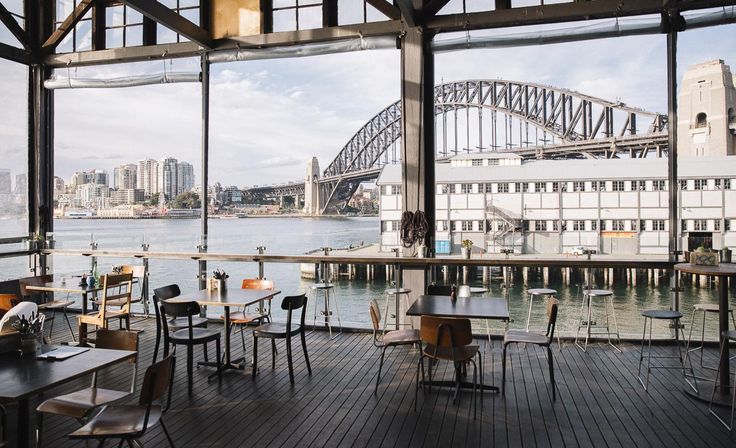 the bar at the end of the wharf - Google Search