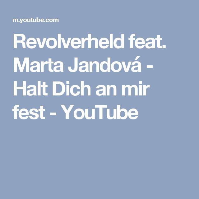 Revolverheld feat. Marta Jandová - Halt Dich an mir fest - YouTube