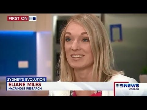 Changing Face of Sydney Transport