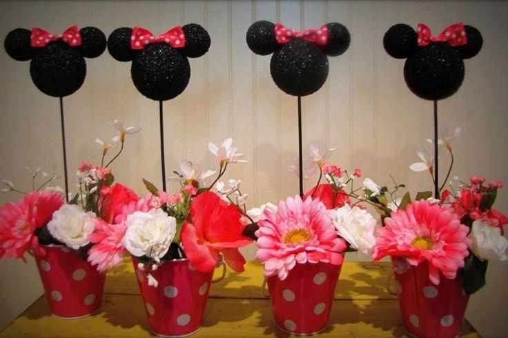 TuFiestaTipInfantil -Centros de mesa para niñas que les gusta mimi ...