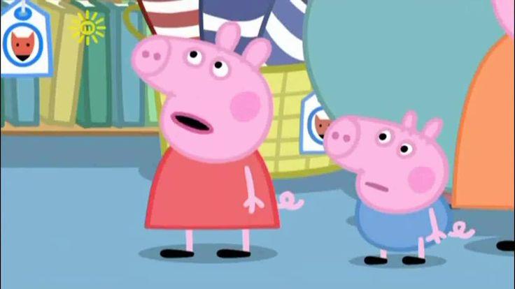 Peppa Pig English Episodes - Full Episodes - Season 4 Episodes 5 - 6