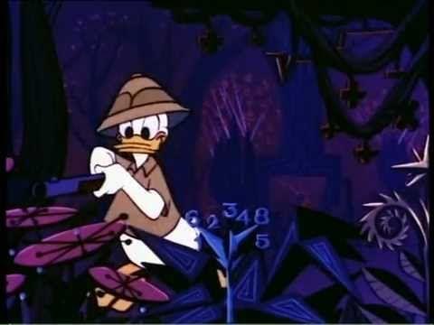 Donald w krainie Mathmagic - YouTube