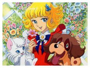Angel a Menina das Flores (Hana no Ko Lun-Lun) #lulu angelo tra i fiori #cartoon #80s