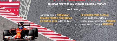 Promoção Santander Prêmio Todo Dia Formula 1 - Veja + em http://metacarpo.com.br/promocao-santander-premio-todo-dia-formula-1/