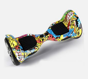 10 inch 44000mah Two Wheels Self Balancing Electric Hoverboard Multi-Color