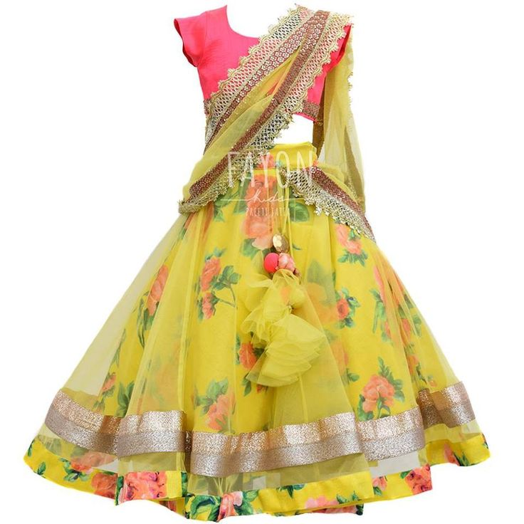 Get a head start on finding your baby girl the perfect Indian outfit for Wedding Season! for more details please whats-app us at + 91 8872016424 #kidslehengas #kidsclothes #onlinestore #Buyonline #offer #Coupon #sale #Curiousvillage #Ludhiana #delhi