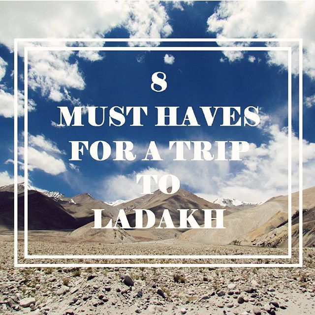 Traveling can be difficult but if you have the right tools,  it can be made fairly comfortable.  I have compiled a list of the most essential items required on a road trip to Leh-Ladakh. Link's in the bio,  go check it out!  Follow to stay updated :)