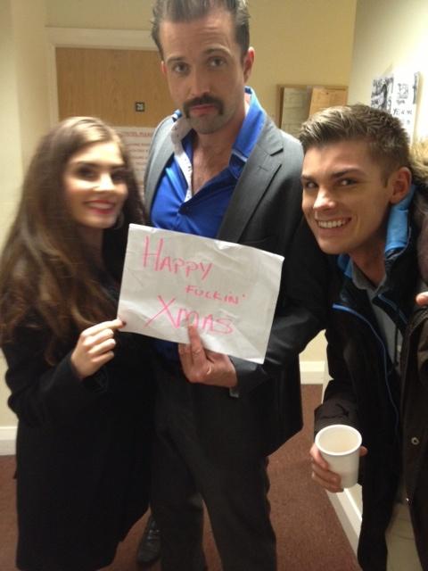 Emmett,Kieron & Rachel
