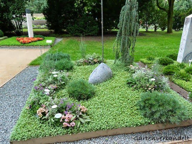 54 besten Grab Bilder auf Pinterest Gartenkunst, Gärtnern und Balkon - grabgestaltung mit kies anleitung