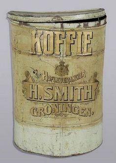 H Smith Koffie. Groningen.