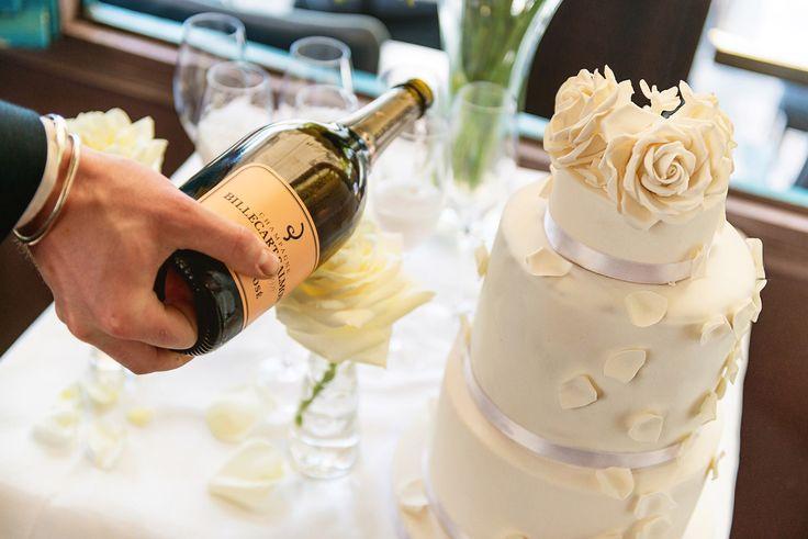 wedding cake - My Dream Intimate Wedding In Paris