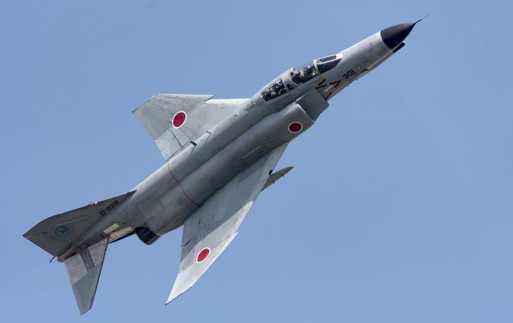 https://flic.kr/p/NZgDB9 | JSDF F-4 | Gifu, Japan