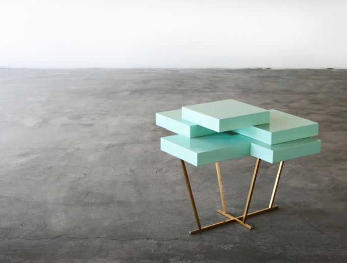 //: Side Table, Coffee Table, Square Table, Blue Table, 12 Furniture Unitary