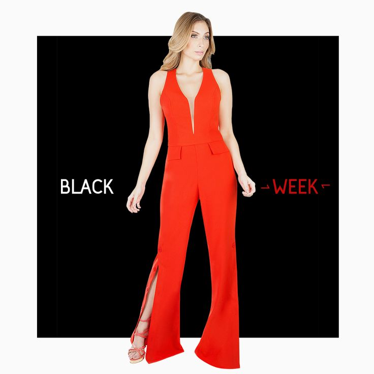 #BlackWeekRS: Segunda-feira é dia de preguiça e você só pensa naquele look prático e estiloso não é?! Por isso, preparamos HOJE um 'SPECIAL JUMPSUITS & ROMPERS' com 30%OFF em nosso e-shop👉 shop.reginasalomao.com.br [CÓD.: VER217150] #reginasalomao #SS17