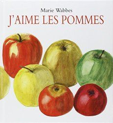"Sac à album : ""J'aime les pommes"" - Montessori EtCie"