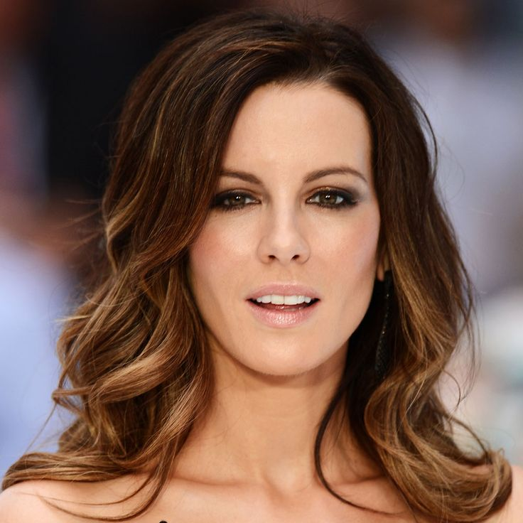 We've fallen hard for Kate Beckinsale's slightly-lightened and tousled ends. If you've got light brown or dark blonde hair, give John Frieda Sheer Blonde Go Blonder Controlled Lightening Spray ($17.99) a go. If you've got dark hair, leave it to the experts to avoid your hair going orange. Ask for a light, natural-looking balayage effect, and then use a thick, single-barrel curling tong, like the Babyliss Pro Ceramic Curling Iron 38mm ($74.76) to create the tousled waves. John Frieda ...