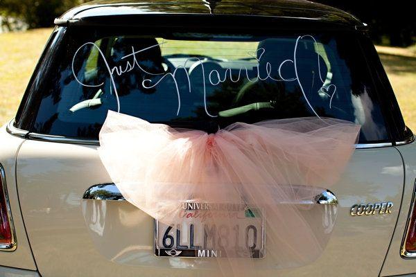 pink bow getaway car sweet life a la carte