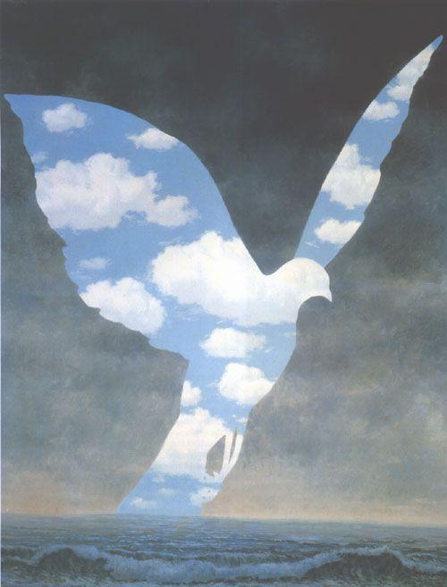 大家族 : René Magritte / ルネ・マグリット - 作品 - NAVER まとめ