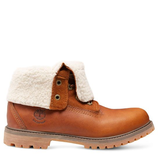 Shop Women's Timberland Authentics Waterproof Fold-Down Boot today at  Timberland. The official Timberland online store.