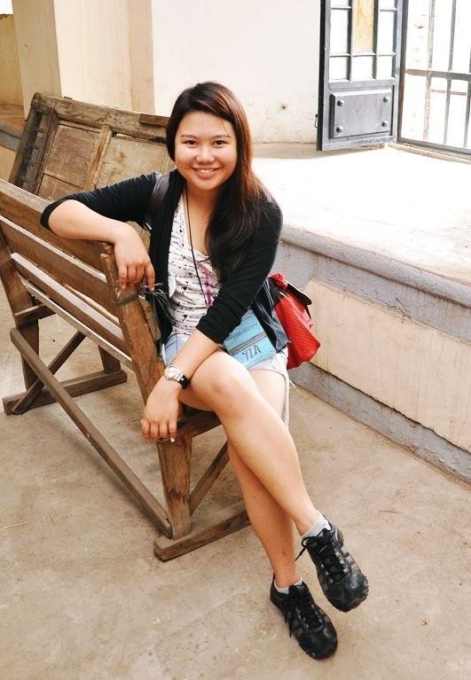 Sitting pretty :)