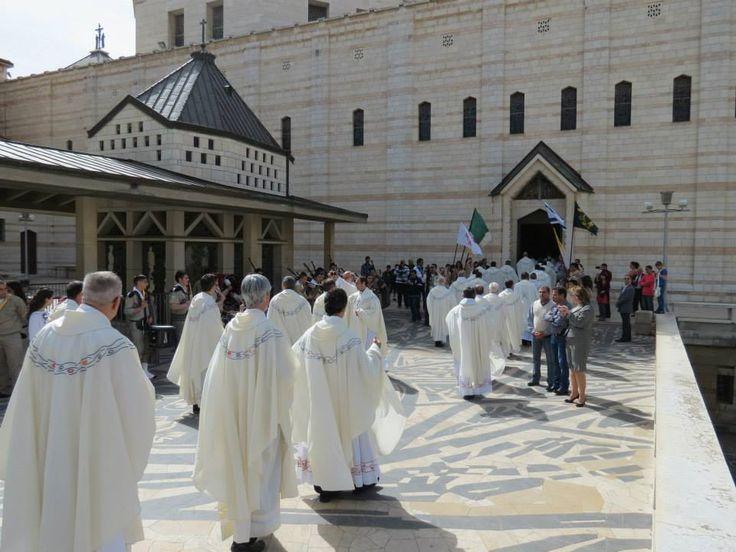 Nazareth BISERICA BUNAVESTIRE NAZARET
